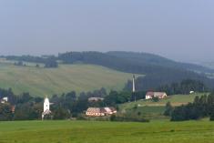 Pohled naobec odvýchodu