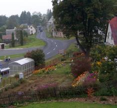 Střed obce