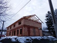 Stavba obytného domu