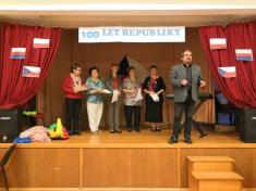 Výročí 100 let republiky